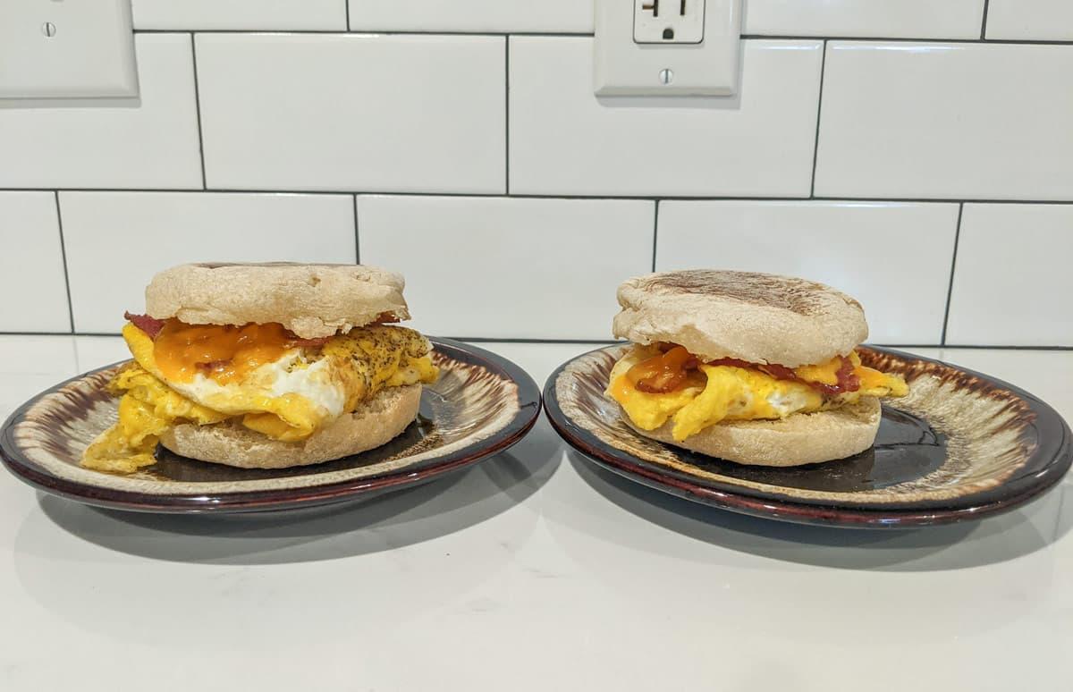 Instant Pot Breakfast Sandwich