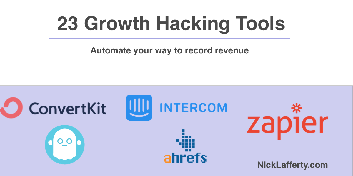 Best Growth Hacking Tools