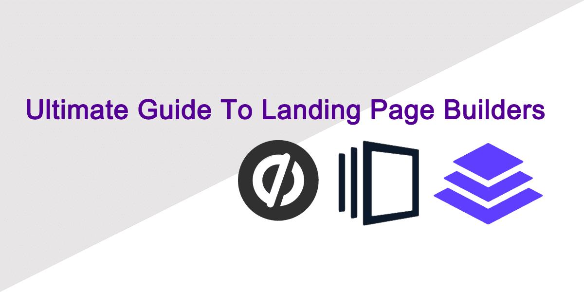 Landing Page Builders