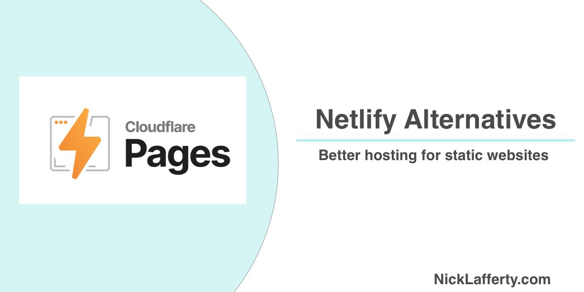 Netlify Alternatives
