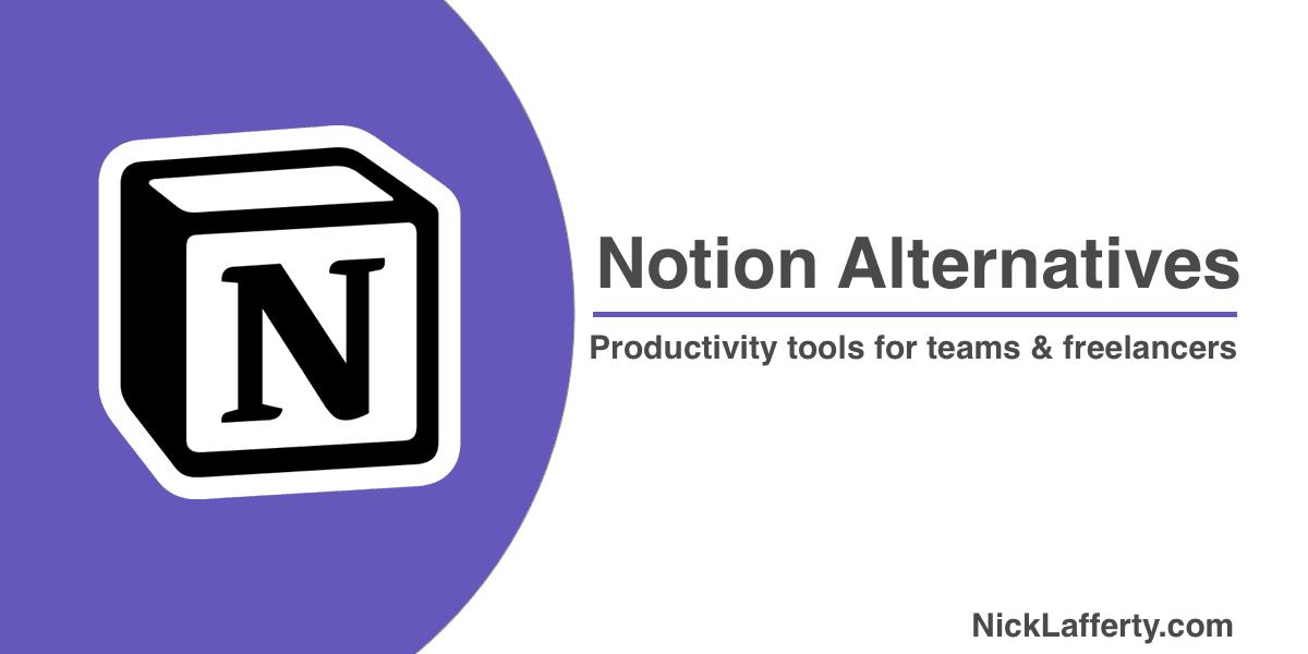 Notion Alternatives